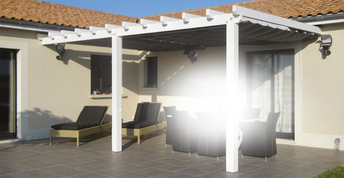 Maison contemporaine toit plat prix mc - Garage beton modulaire ...