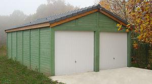 Portails de garage basculants