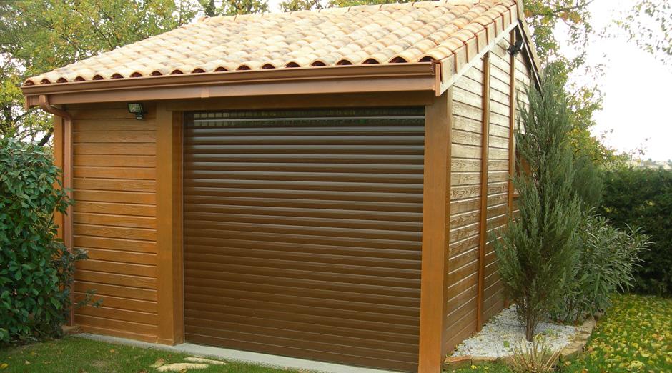 top garages en bton et bton aspect bois with garage demontable beton. Black Bedroom Furniture Sets. Home Design Ideas