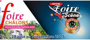 Foire chalons 2015