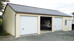 garages pr fabriqu s en b ton et b ton aspect bois sur mesure. Black Bedroom Furniture Sets. Home Design Ideas