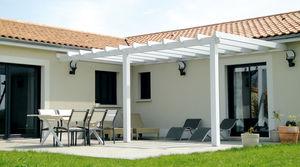 pergolas de jardin et terrasse en bois et sur mesure. Black Bedroom Furniture Sets. Home Design Ideas